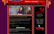 French Market Grille