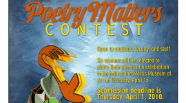 Life of the Mind Poetry Contest