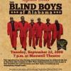 Blind Boys of Alabama ad