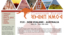 Study Abroad: Down Under