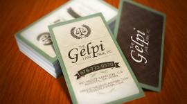 Gelpi Law Firm Branding Materials