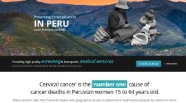 Cervi Cusco Cancer Prevention Project