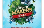 Jewelry Makers Market Poster